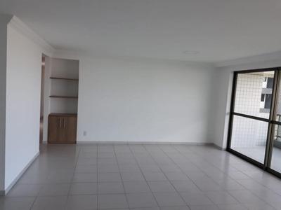 Apartamento Em Jaqueira, Recife/pe De 207m² 4 Quartos Para Locação R$ 7.000,00/mes - Ap194433