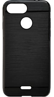 Capa Preta Anti Queda Xiaomi Redm 6 Tela 5,45 Emborrachada