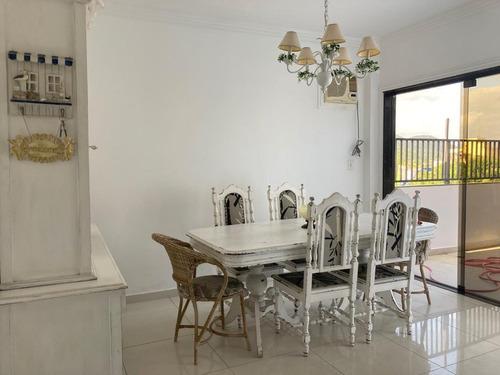 Cobertura Com 2 Dormitórios À Venda, 90 M² Por R$ 450.000,00 - Enseada Guaruja - Guarujá/sp - Co0827