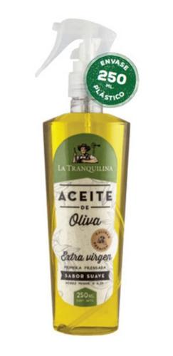 Aceite De Oliva La Tranquilina En Spray 250cc