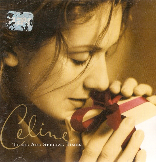 Cd Celine Dion - There Are Special Times - Novo***