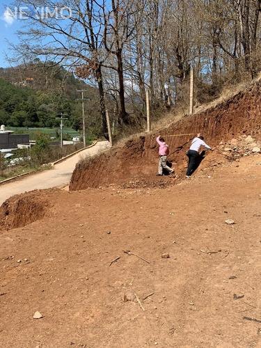 Imagen 1 de 10 de Terreno En Venta En San Cristobal De Las Casas 348m2
