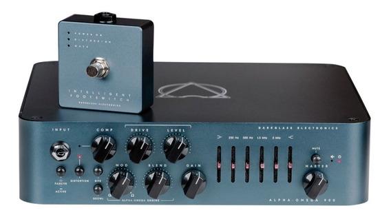 Cabeçote Amplificador Darkglass Alpha Omega 900 Watts Baixo