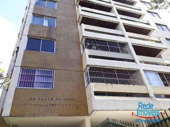 Ótimo! Apartamento Com 3 Dormitórios À Venda, 122 M² Por R$ 410.000 - Espinheiro - Recife/pe - Ap10224