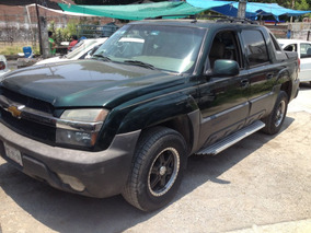 Chevrolet Avalanche 03 Version De Lujo En Excelente Estado!!