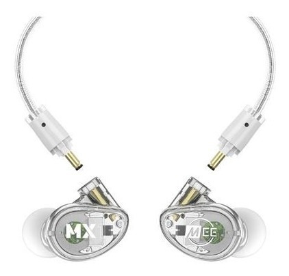Fone In-ear Mee Audio Mx Pro Retorno Clear Oferta Mx1 + Nf