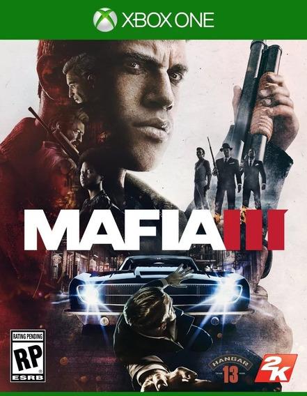 Jogo Mafia 3 Xbox One Mídia Digital + 1 Jogo Grátis