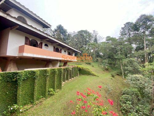 Chácara Com 3 Dorms, Lagoa, Itapecerica Da Serra - R$ 1 Mi, Cod: 352 - V352