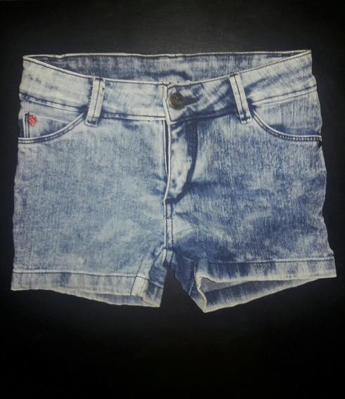 Short De Jeans Nena Grisino