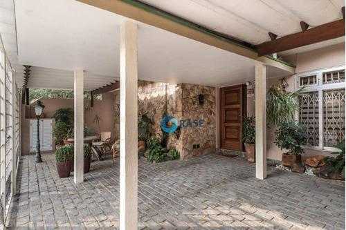 Casa À Venda, 203 M² Por R$ 1.580.000,00 - Granja Julieta - São Paulo/sp - Ca1671