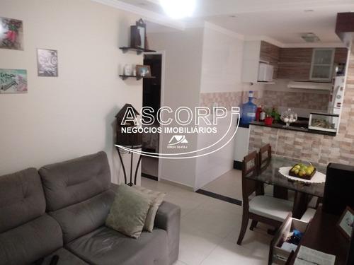 Imagem 1 de 30 de Ótimo Apartamento Térreo No Condomínio Piazza Venezia (código Ap00407) - Ap00407 - 69799115