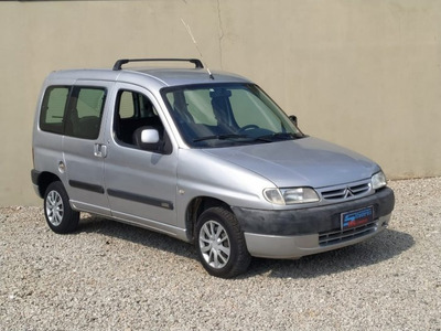 Berlingo 1.6 I Glx Multispace 16v Gasolina 4p Manual