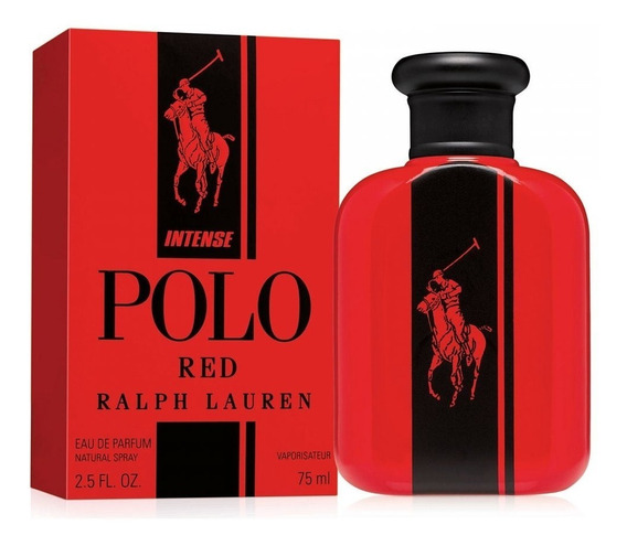 Decant Amostra Do Ralph Lauren Polo Red Intense Men Edp 2ml