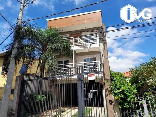 Apartamento Duplex À Venda, 160 M² Por R$ 490.000,00 - Vila Harmonia - Guarulhos/sp - Ad0010