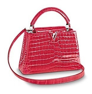 Louis Vuitton Capucines Mini
