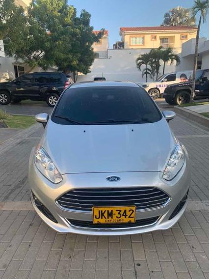 Ford Fiesta Titanium Titanium