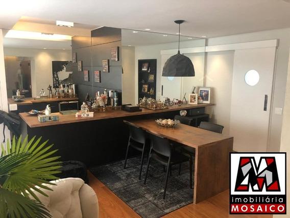 Apartamento Totalmente Reformado Em Moema São Paulo - 13191 - 34077406