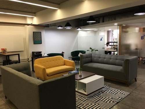 Oficina En Polanco (hegel). Renta