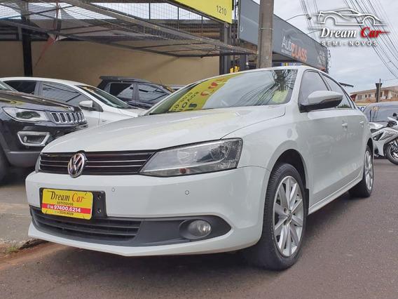 Volkswagen Jetta Comfortline 2.0 Branco 2014