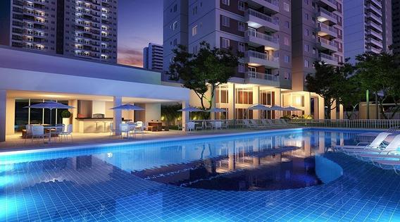 Apartamento Com 2 Dormitórios À Venda, 52 M² Por R$ 317.000 - Álvaro Weyne - Fortaleza/ce - Ap2964