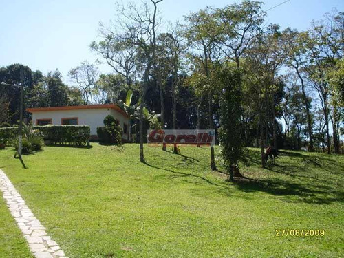 Chácara Com 7 Dormitórios À Venda, 20400 M² Por R$ 1.275.000,00 - Jaguarí - Santa Isabel/sp - Ch0071