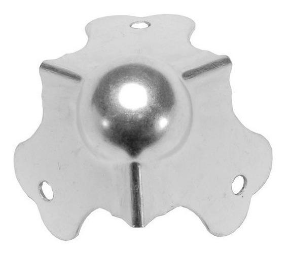 Canto Bola Pequeno Para Case Penn Elcom C1343z Kit Com 4