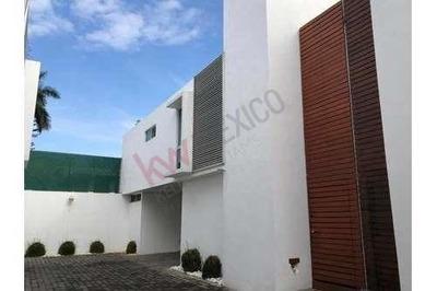 Casa En Renta, Lomas De Cortes, Cuernavaca