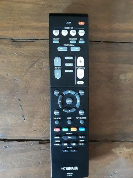 Controle Remoto Rav532 Original Receiver Yamaha Rx-v 381