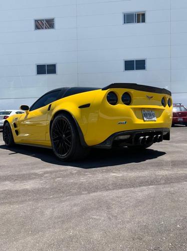 Imagen 1 de 14 de Chevrolet Corvette 2012 Zr1 Coupe 6vel V8 Mt