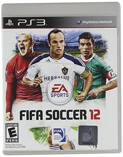 Fifa Soccer 12 Playstation 3