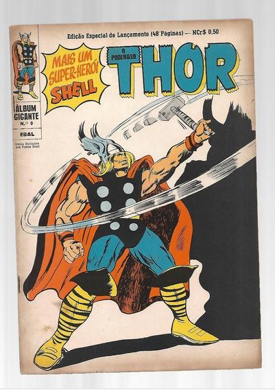 Thor - N. 0 - Ebal - Edição Raríssima ! - Ótimo Estado