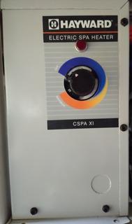 Calentador Eléctrico Hayward 11 Kw 220v Piscinas - Jacuzzi