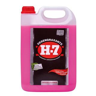 Desengraxante Liquido H-7 5 Litros Galão