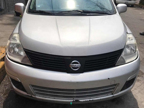 Nissan Tiida 1.8 Advance Sedan Mt 2012