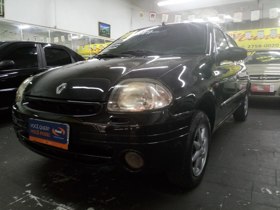 Renault Clio Rt 1.0 4 Pts 2001 Completo / Conservado