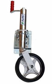 Pedestal Com Roda Para Carreta De Reboque/barcos/p1 Famit