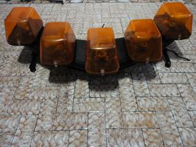 Giroflex Asa 5 Rotam - Completo Com 3 Rotatorias E 2 Em Led