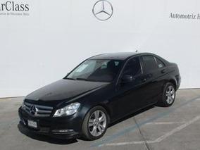 Mercedes-benz C Class 2013 C 200 Cgi Exclusive