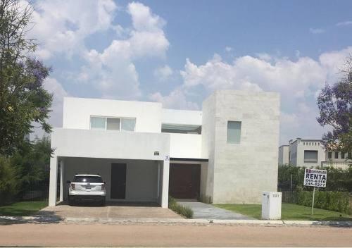 Casa En Renta El Campanario, Querétaro