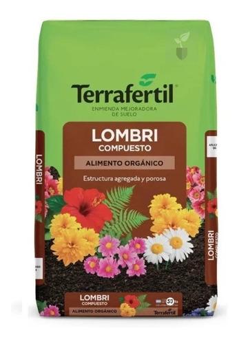 Lombricompuesto Humus De Lombriz 5 L Terrafertil / Salamanca