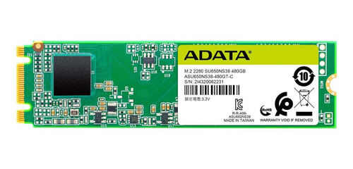 Disco Sólido Interno Adata Ultimate Su650 Asu650ns38-480gt-c