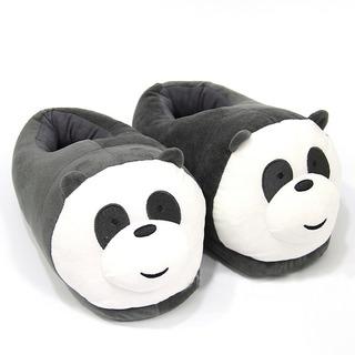 Pantuflas We Bare Bears Osos Escandalosos - Unitalla Adulto