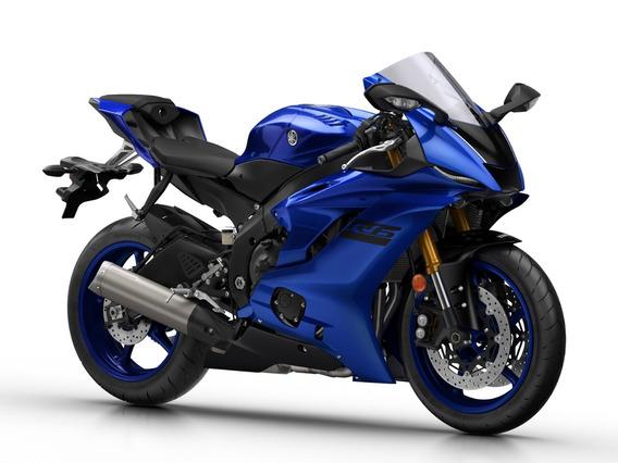 Yamaha R6 Ultimo Modelo - Tomamos Tu Moto Usada - Financia