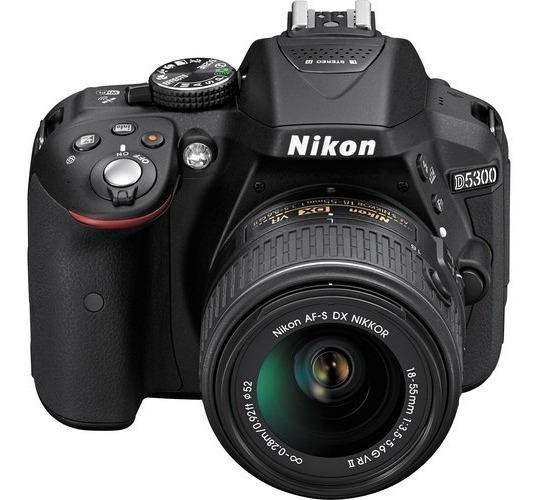 Oferta Nikon D5300 18-55 +bolso +sd 32gb + Tripode 1,06 Orig