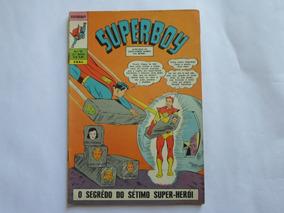 Superboy N° 54 Editora Ebal 1° Série 1970