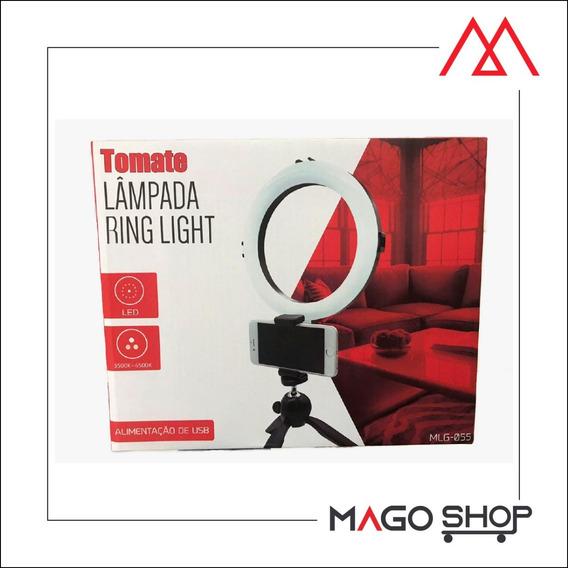 Ring Light Tomate Mlg-055