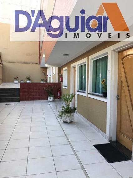 Kitnet Próximo Da Água Fria Com Um Dormitório, Sala E Cozinha - Dg2273