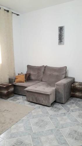 Sobrado Com 3 Dormitórios À Venda, 125 M² Por R$ 370.000,00 - Vila Rei - Mogi Das Cruzes/sp - So0087