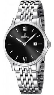 Reloj Festina Dama F16748.8 + Pulsera De Regalo