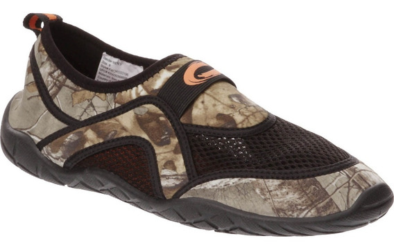 Zapatos Para Agua Hombre Alberca Playa Water Shoes Camo